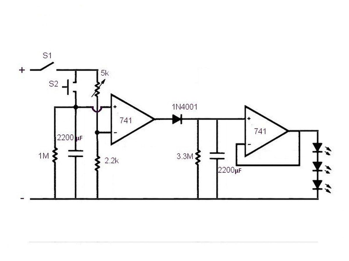 New Project: Automatic DimmingNightlight