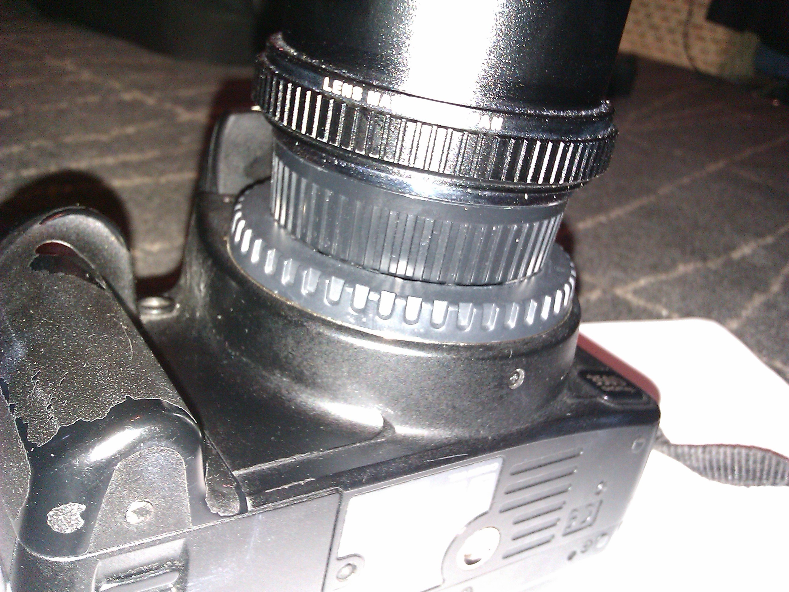 Easy Lens Converter
