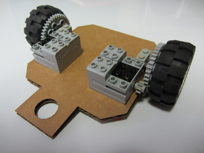 Simple Modkit Drawbot