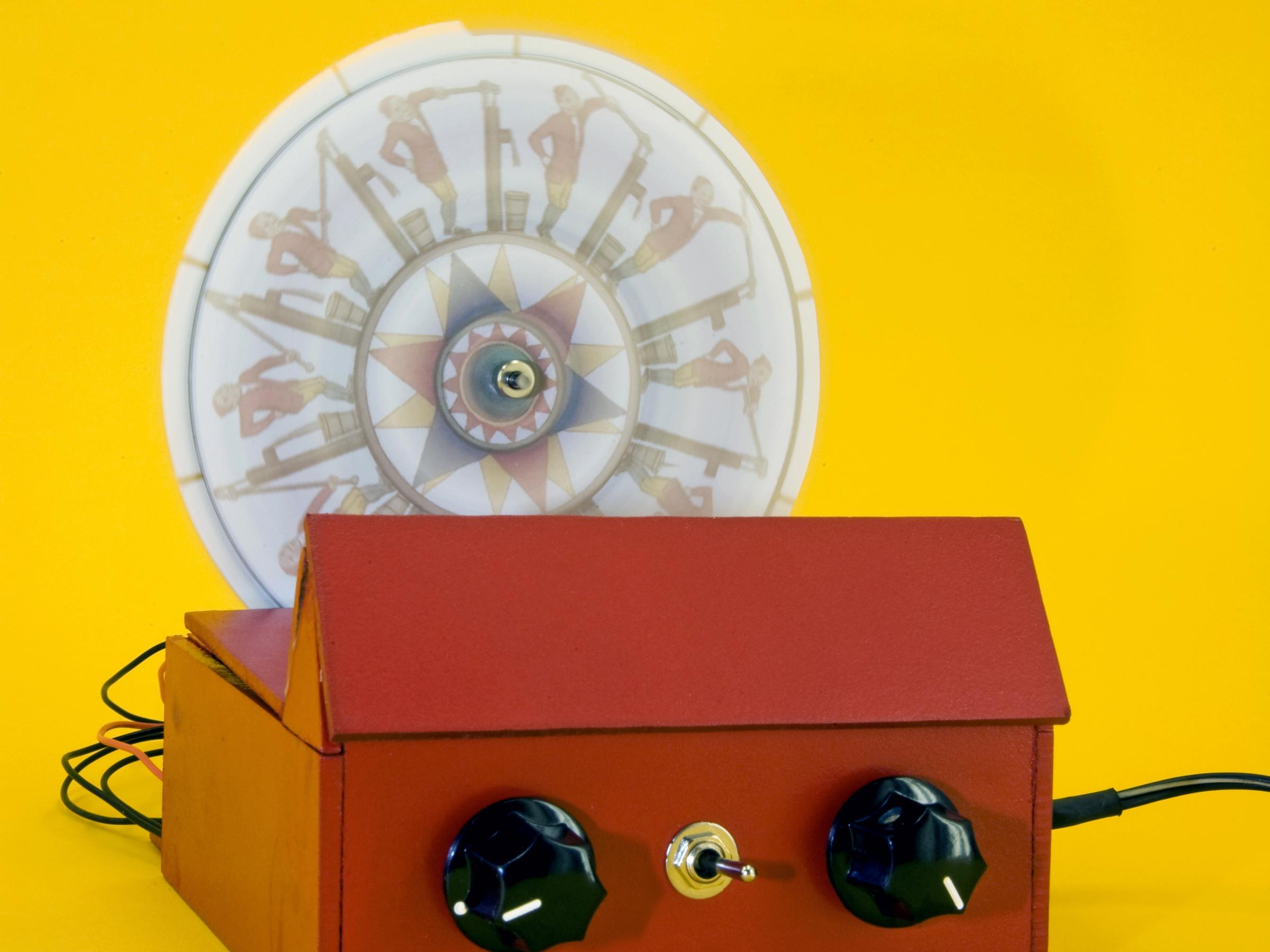 The Autophenakistoscope