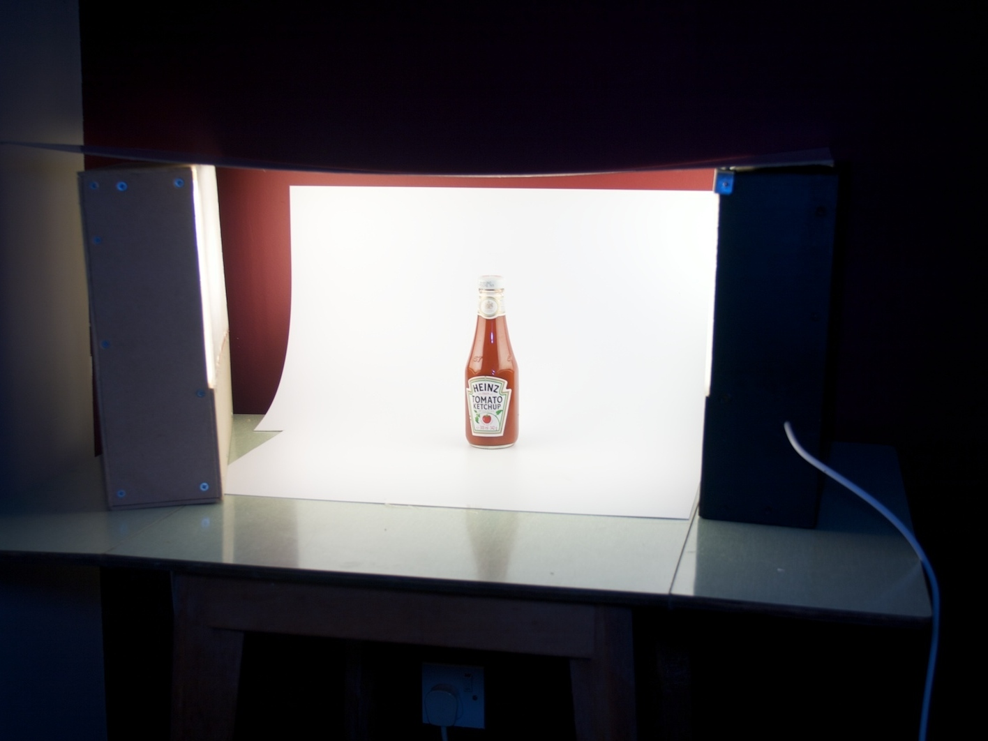 Photo Lamp and Lightbox