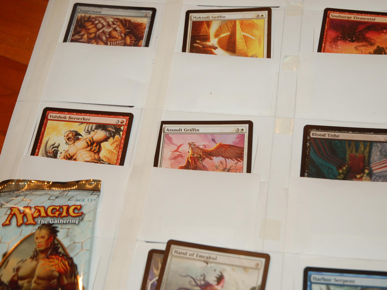 """Magic: the Gathering"" Card Game AdventCalendar"