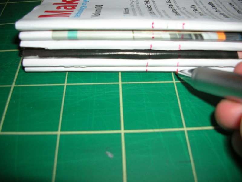 New Project: Olde-School Bookbinding