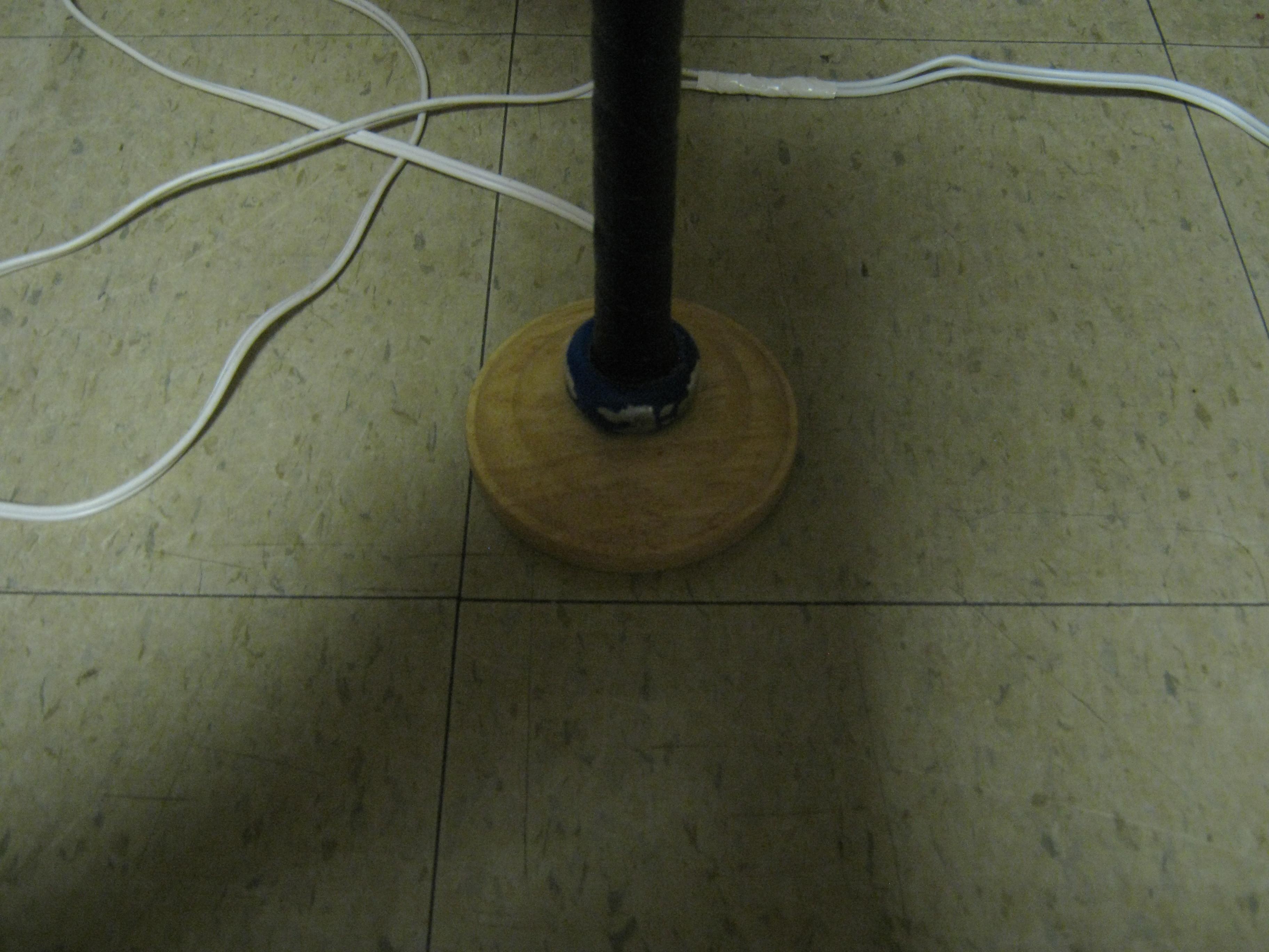 Baseball Lamp