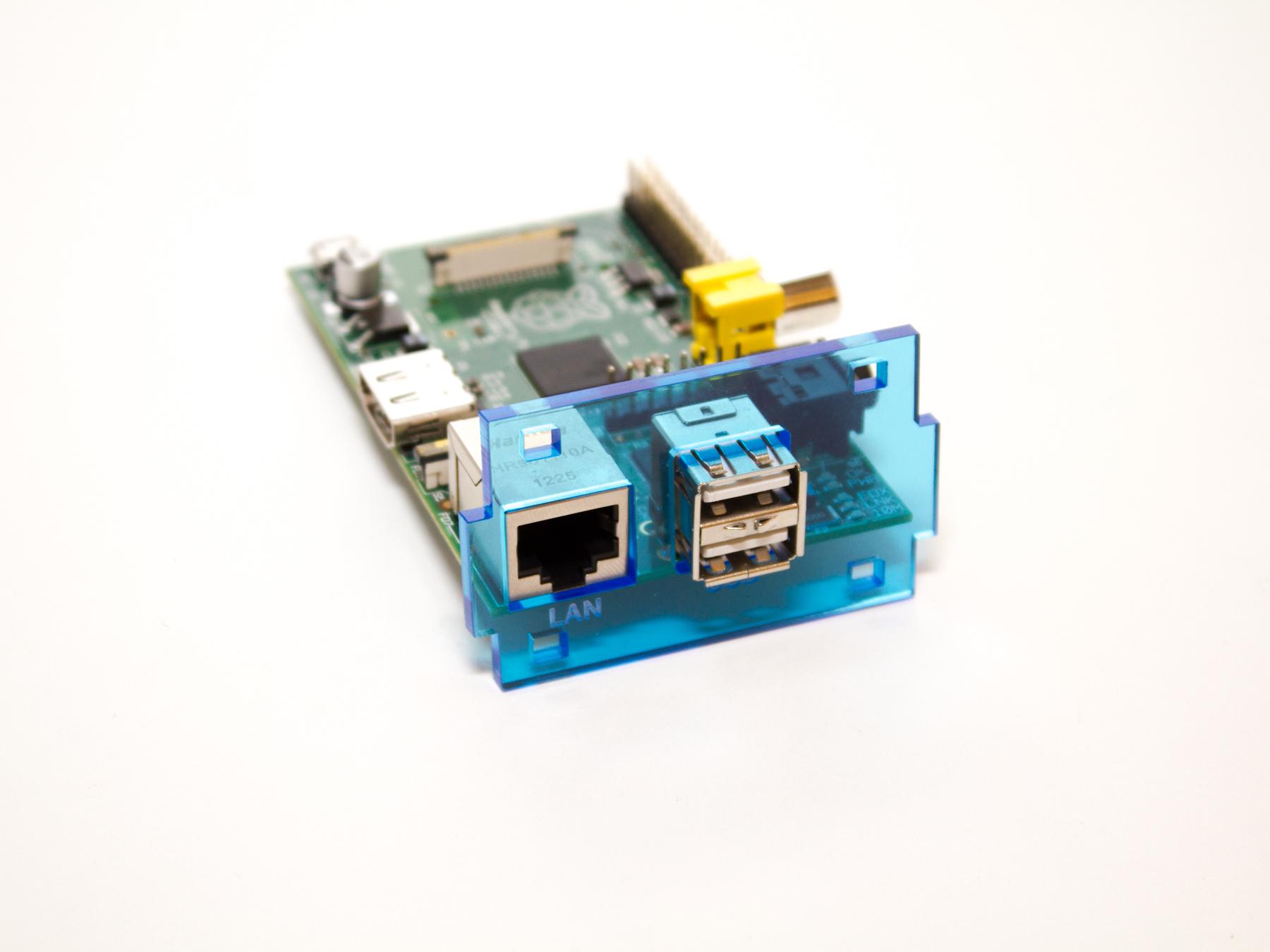 Raspberry Pi Enclosure v2Assembly