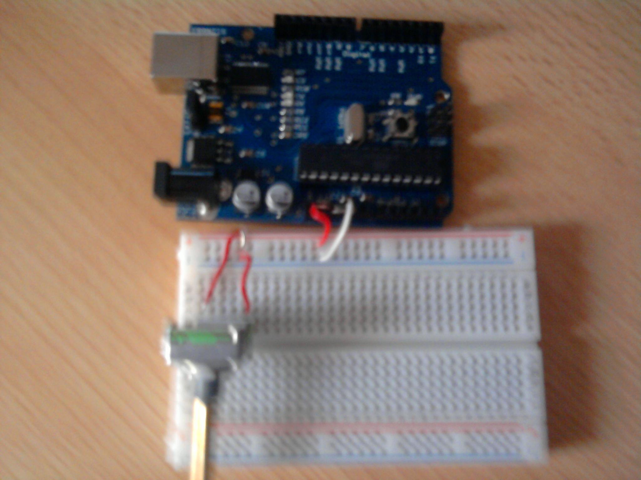Arduino LCD BirthdayCard