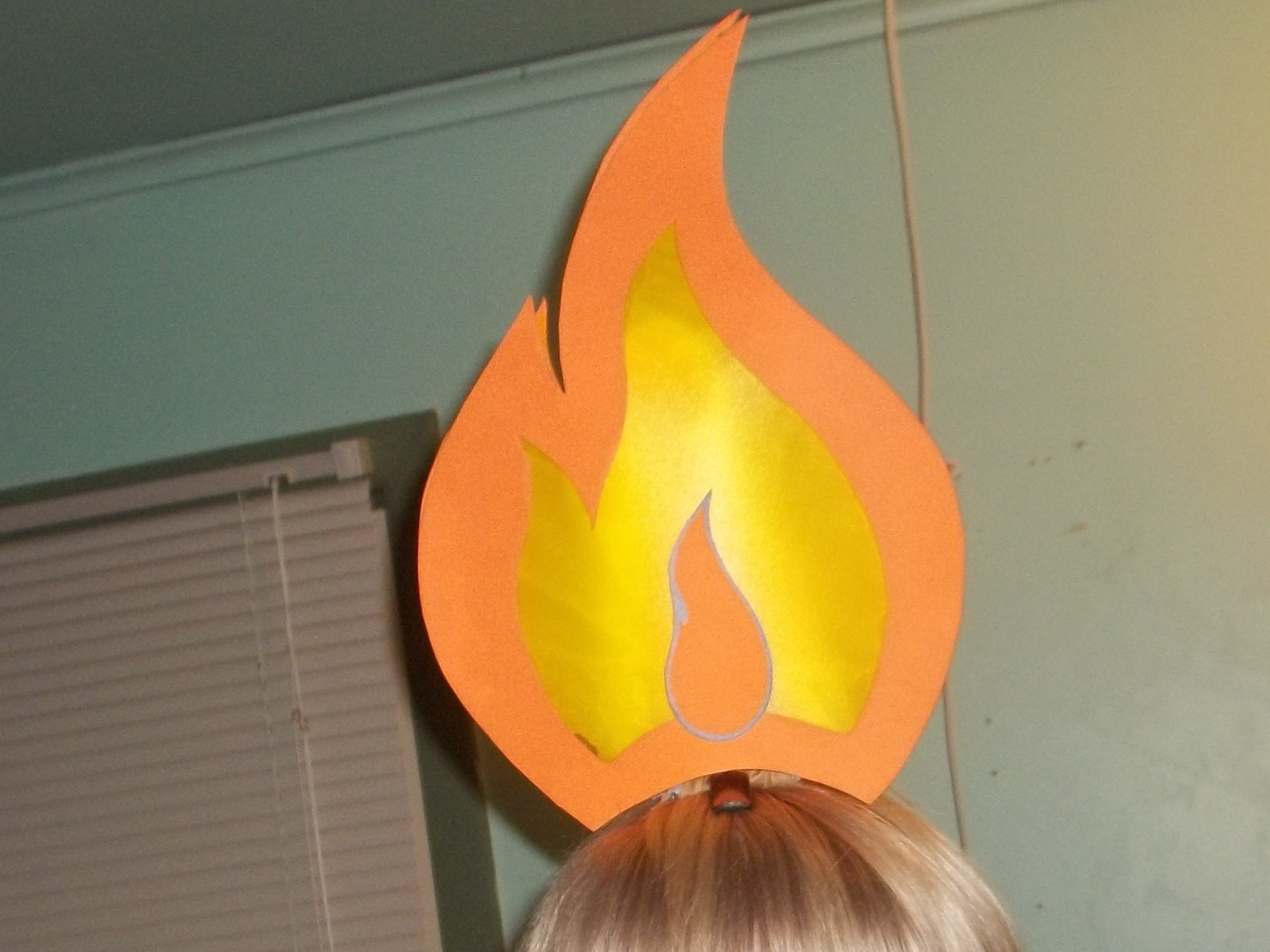 Light It Up!  Or, How Mom Lit Up My CostumeIdea