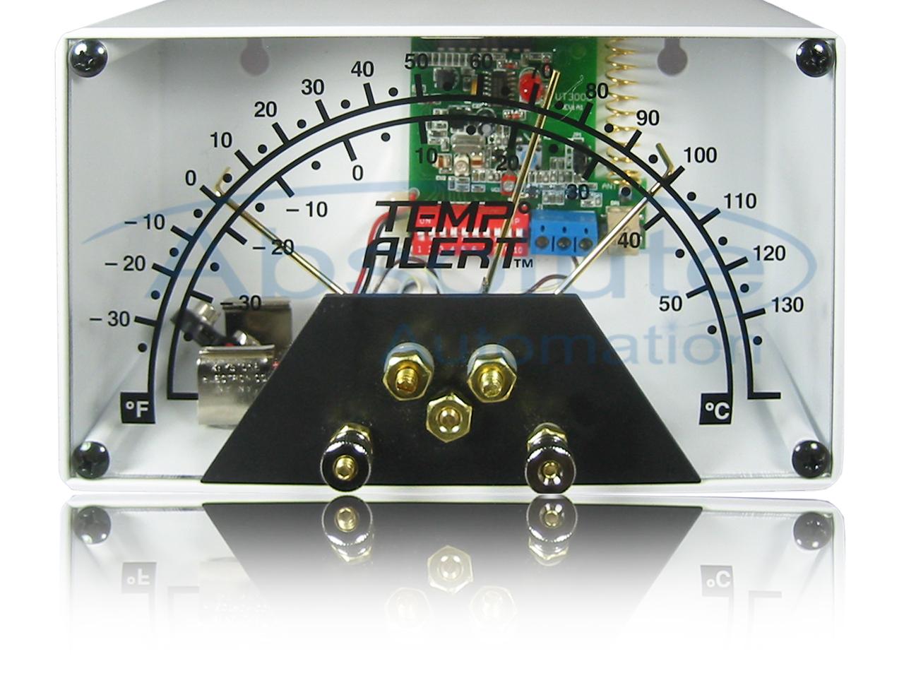 New Project: Wireless TemperatureAlert