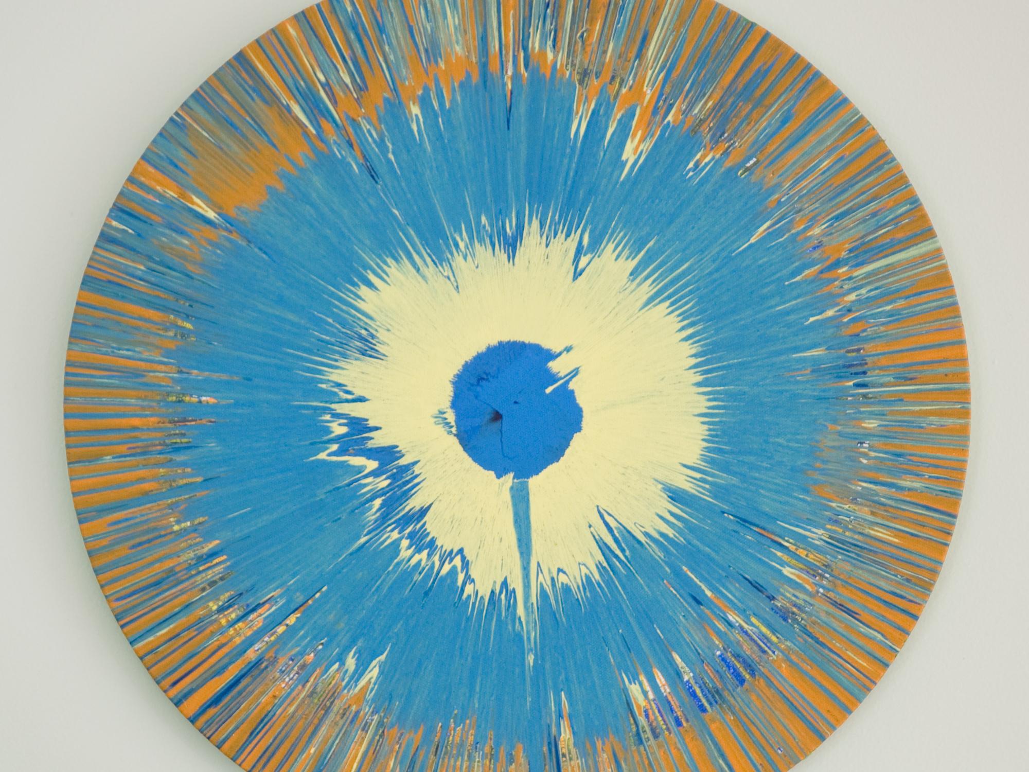Giant Spin Art