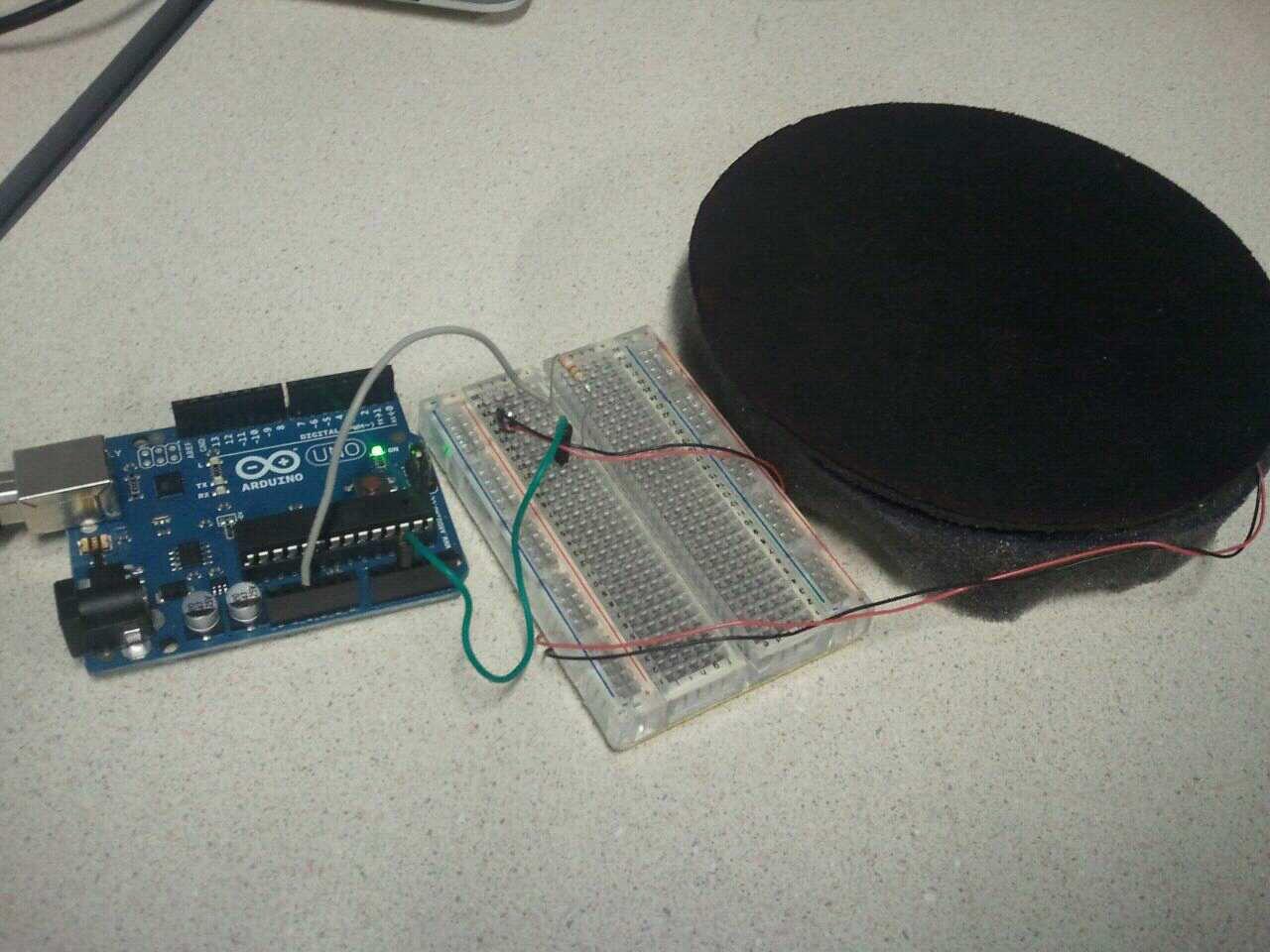 Arduino Drum Pad &Game