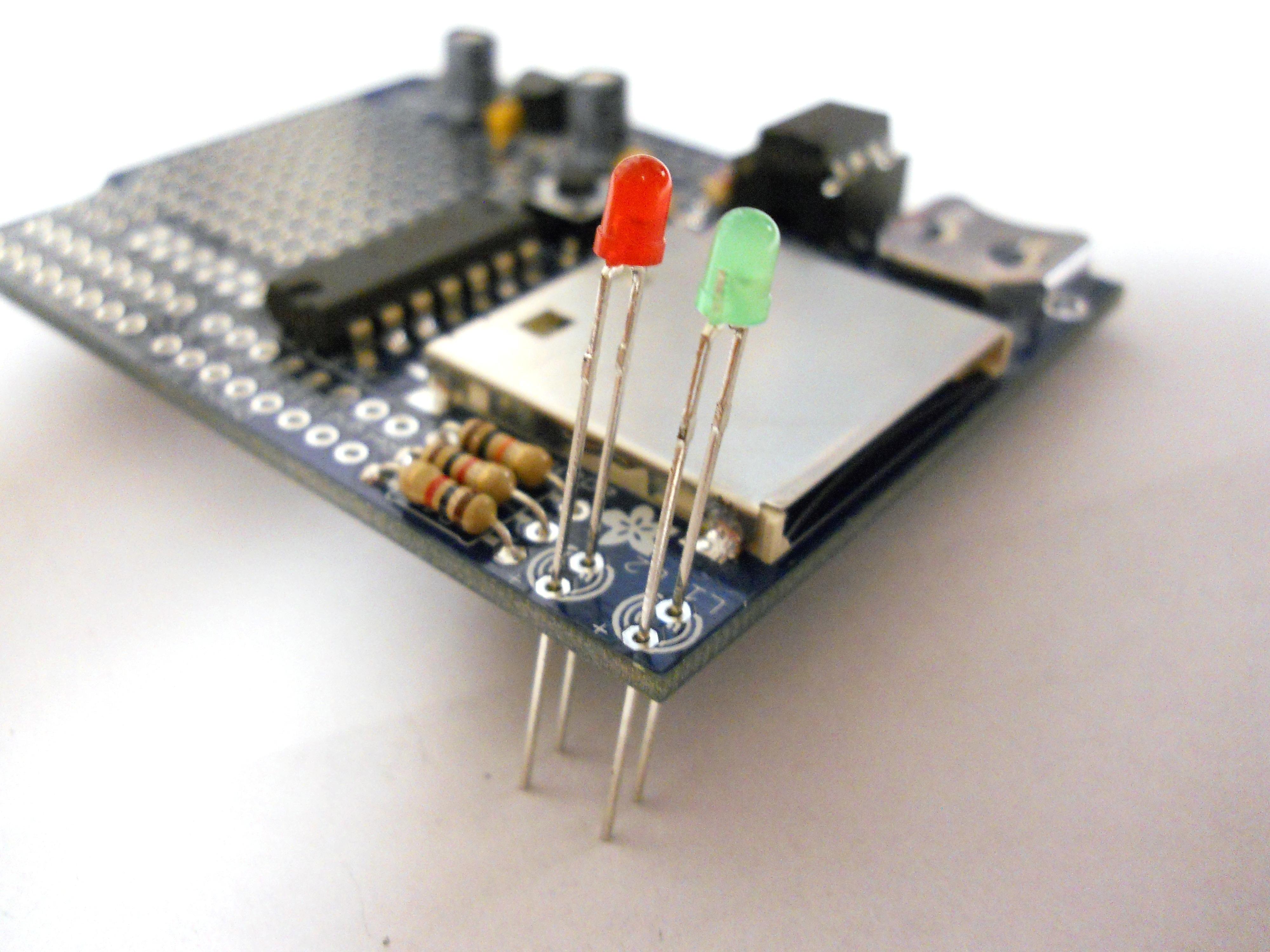 Arduino Data-Logging ShieldKit