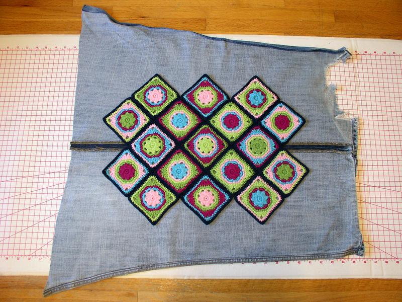Crochet Retro Purse