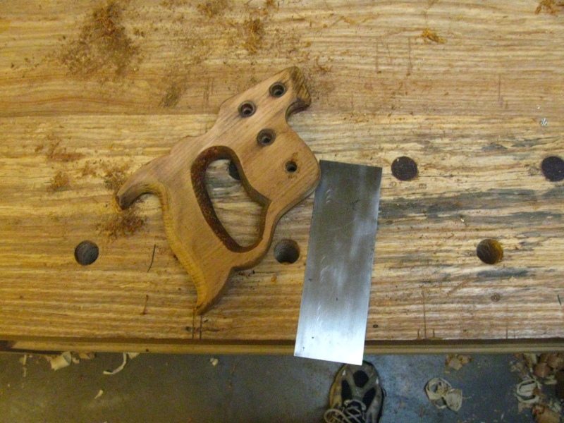 Restore a Vintage Handsaw for Everyday Use