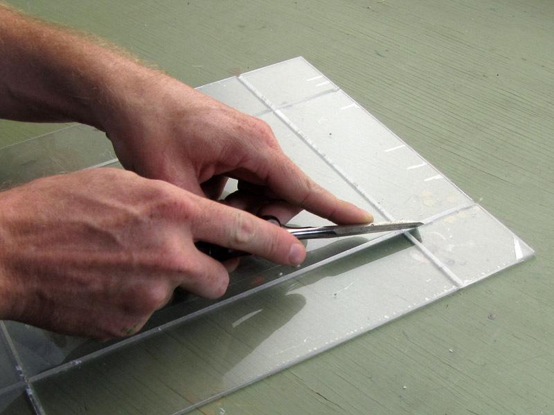 New Project: Tape-Hinge Acrylic BoxConstruction