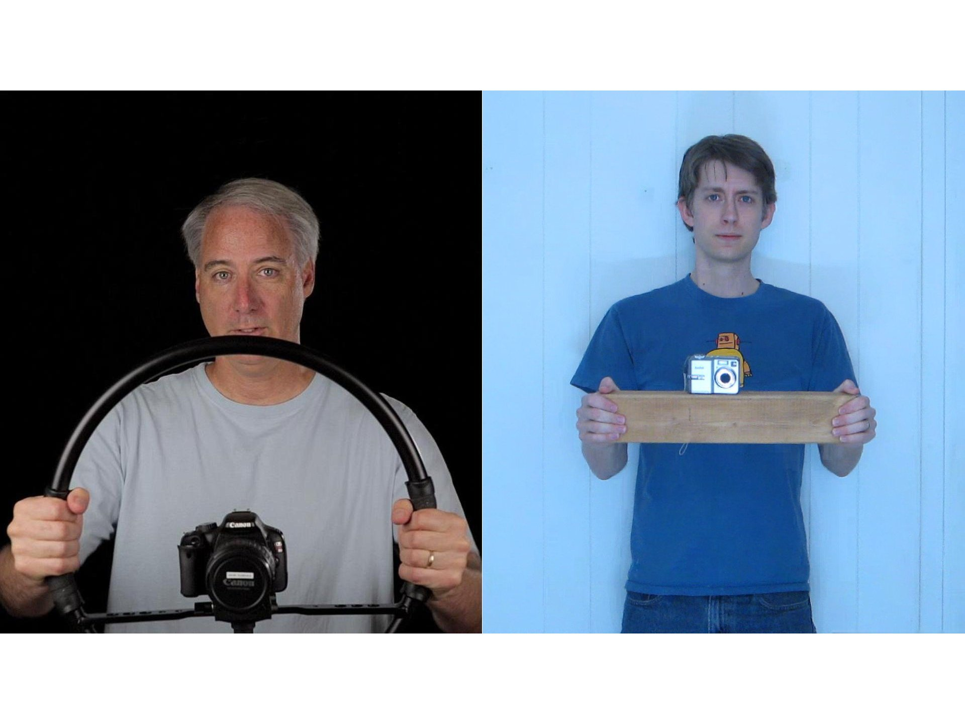 New Project: 2×4 CameraStabilizer