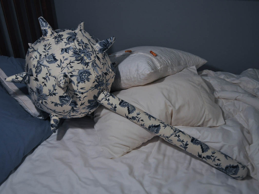 New Project: Pillow Mace