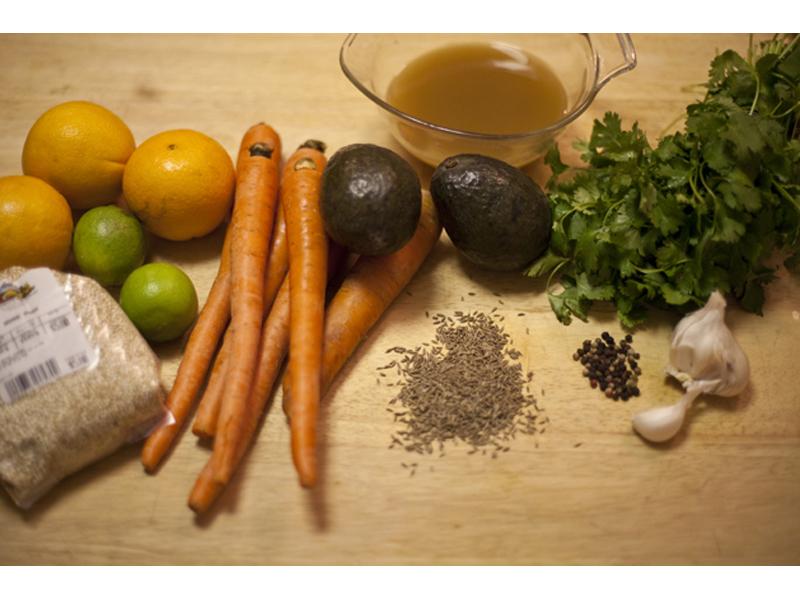 New Project: Vegan QuinoaSalad