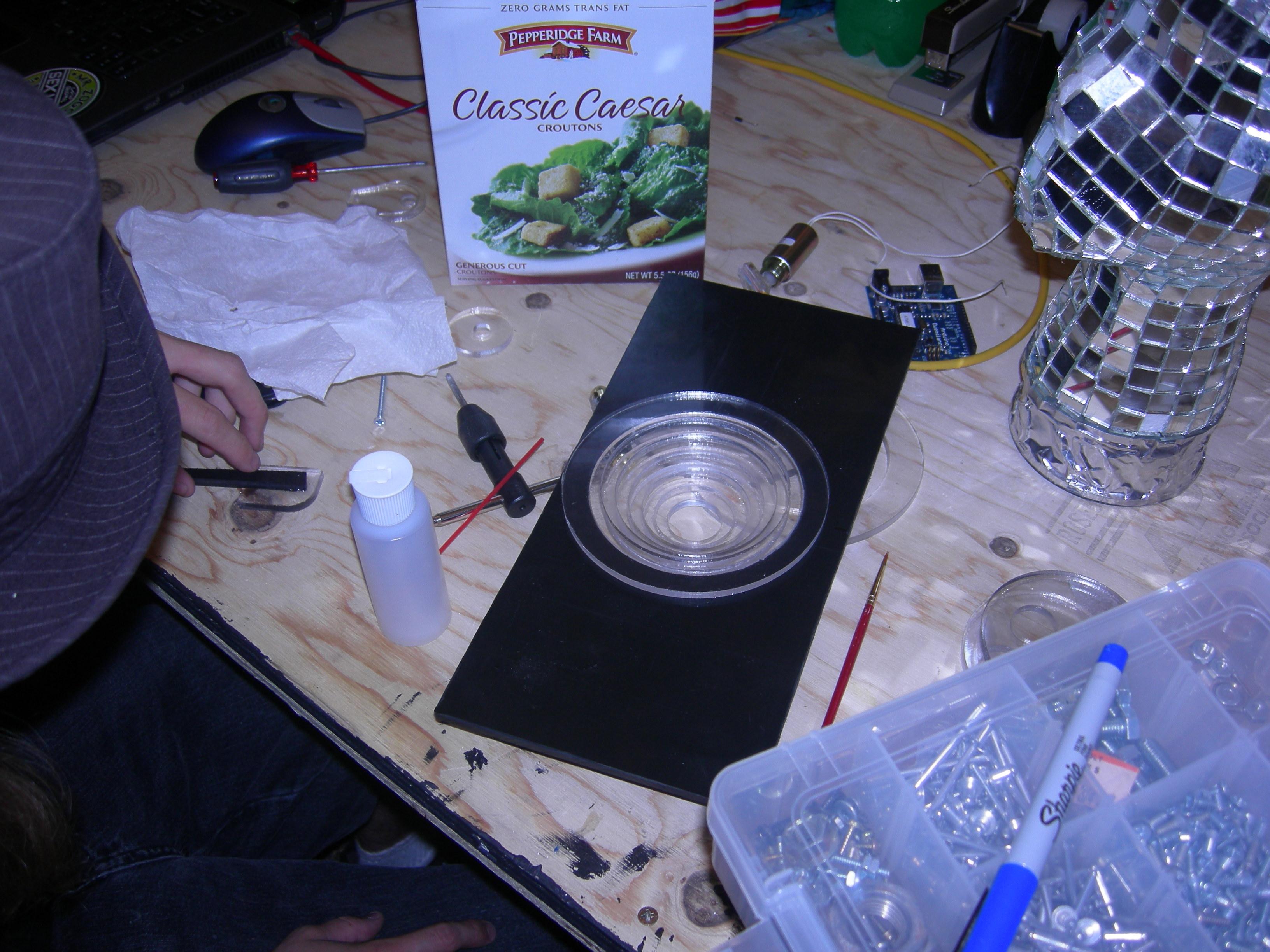 Pancake Maker -Box Of JunkContest