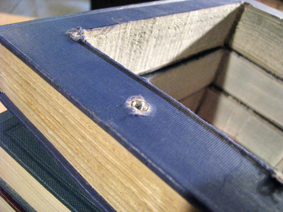 Vintage Book Stash