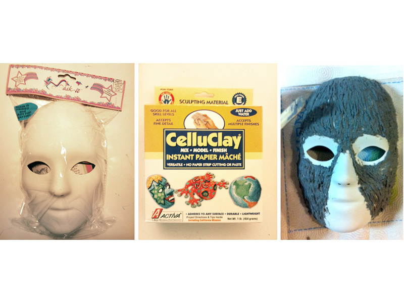 New Project: 'They Live' Alien Masks
