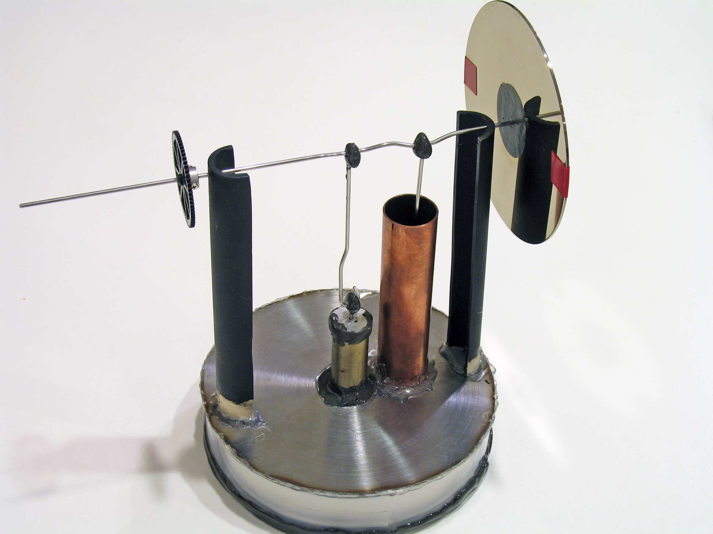 Teacup Stirling Engine