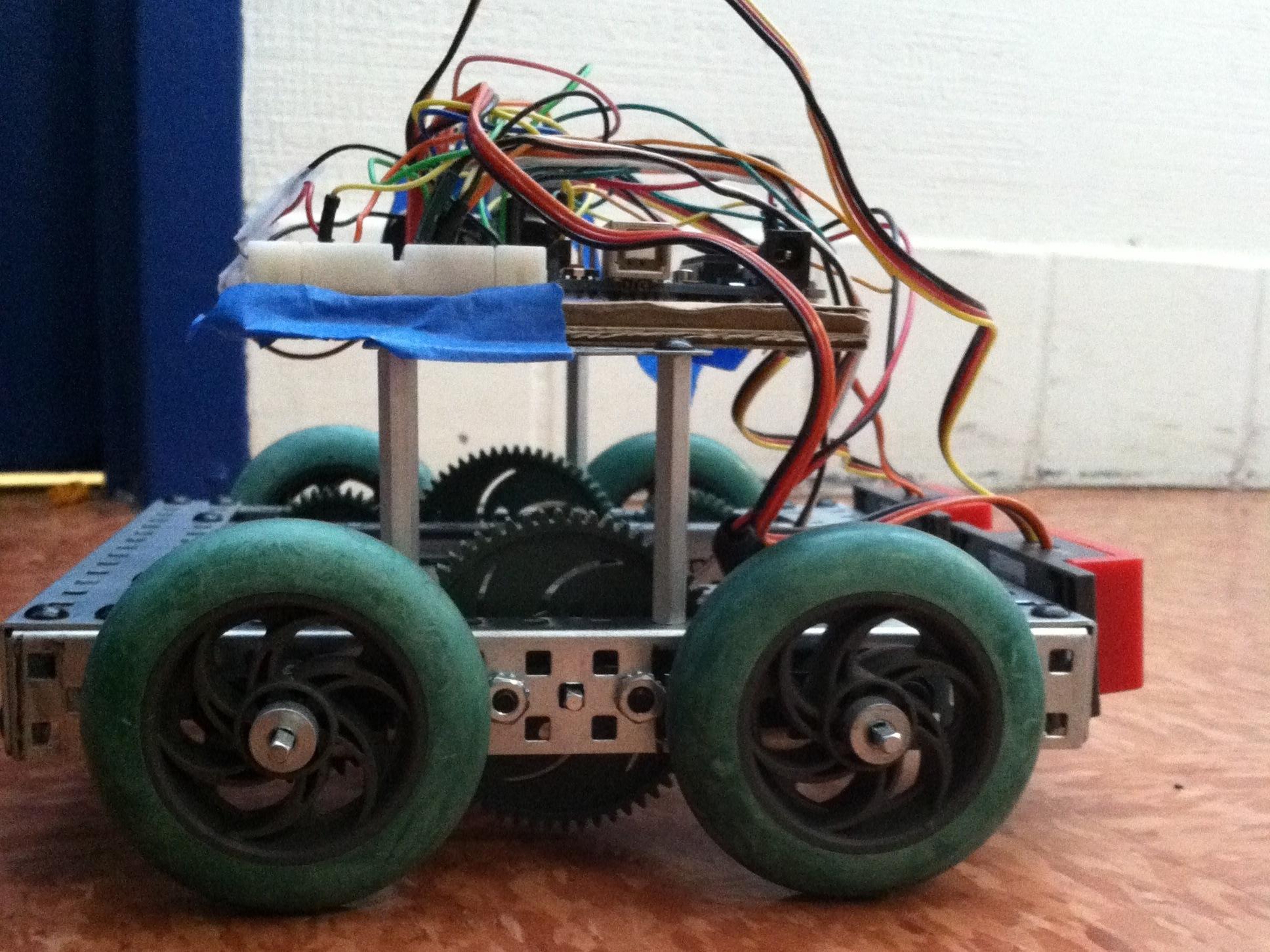 The Stalker 'Bot