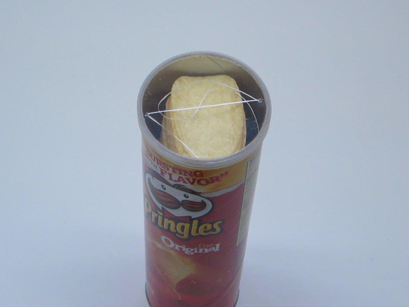 A Better PringlesCan