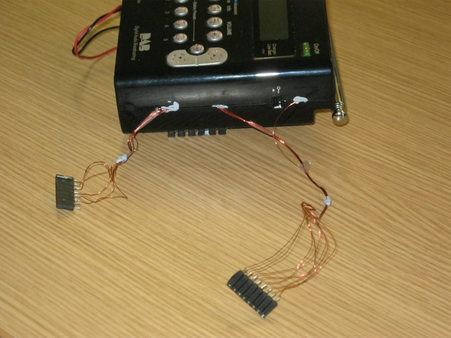 Audio-Enhanced Touch Sensors to Help the VisuallyImpaired