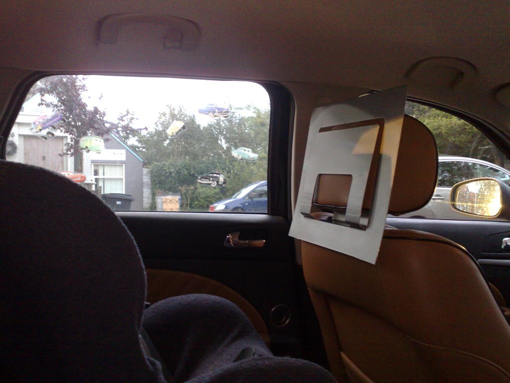 Cheap iPad Car Head RestraintHolder