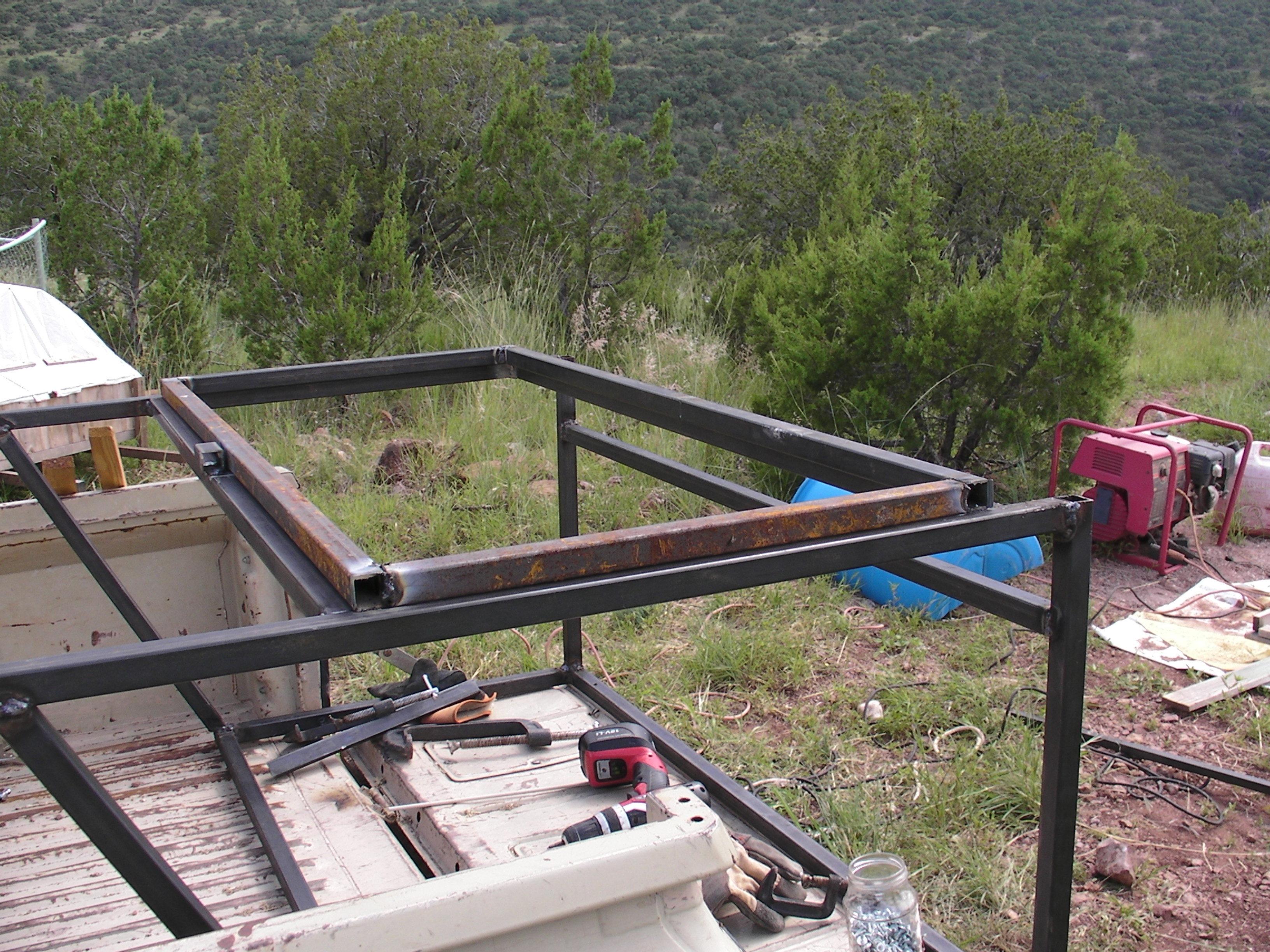 New Project: Solar FoodDryer