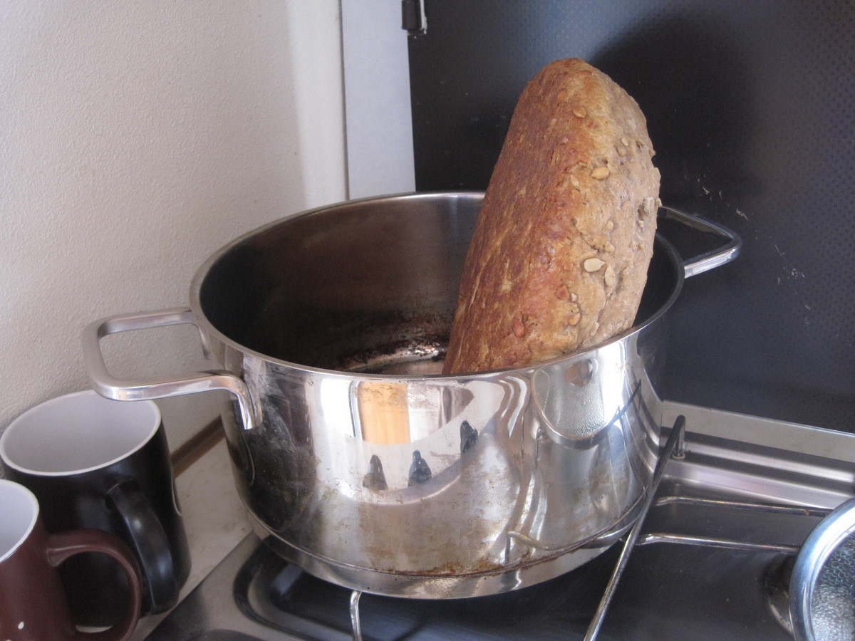 Bread Without anOven