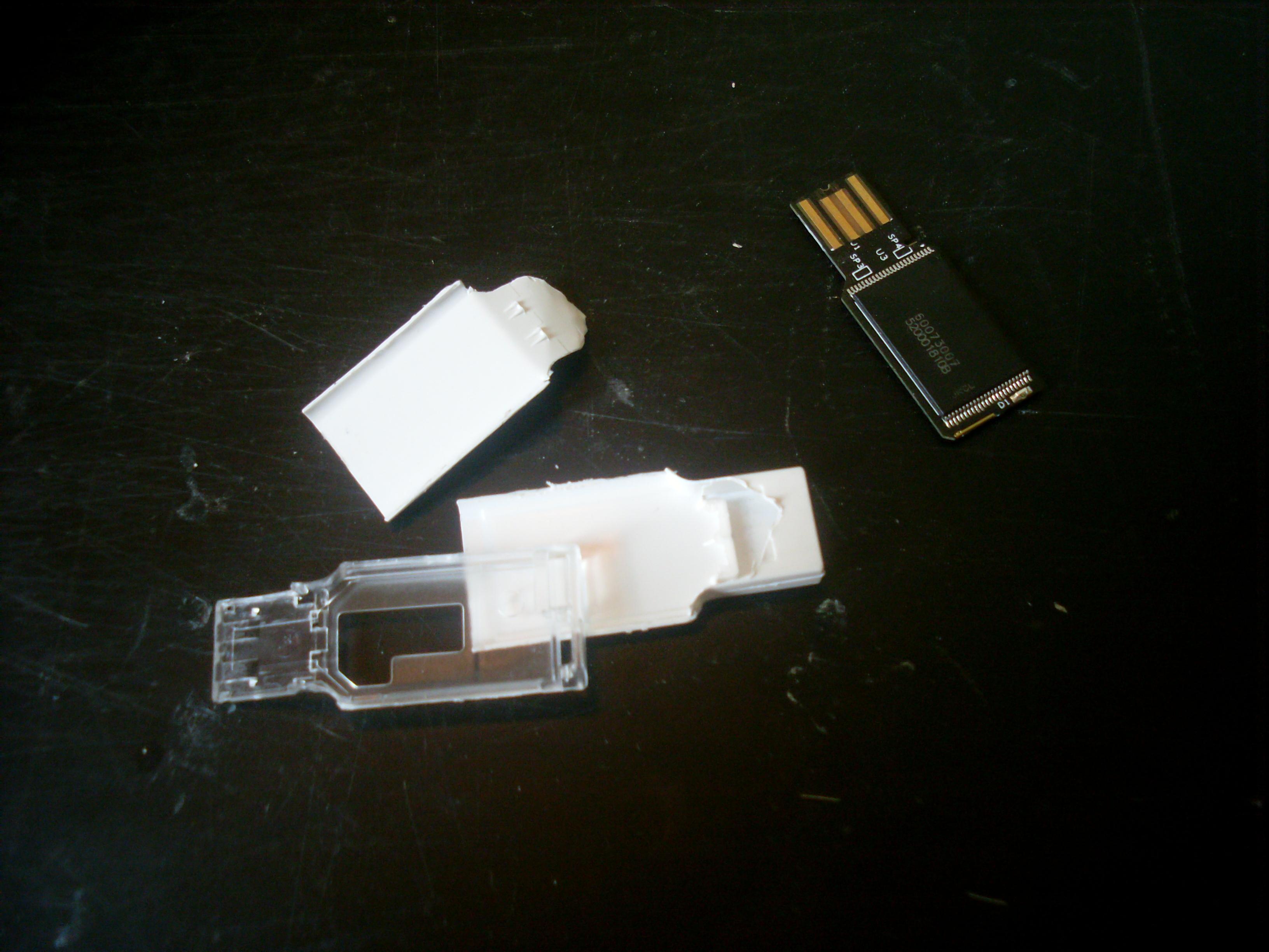 Get an Ultra-Slim USB Stick DeadDropReady