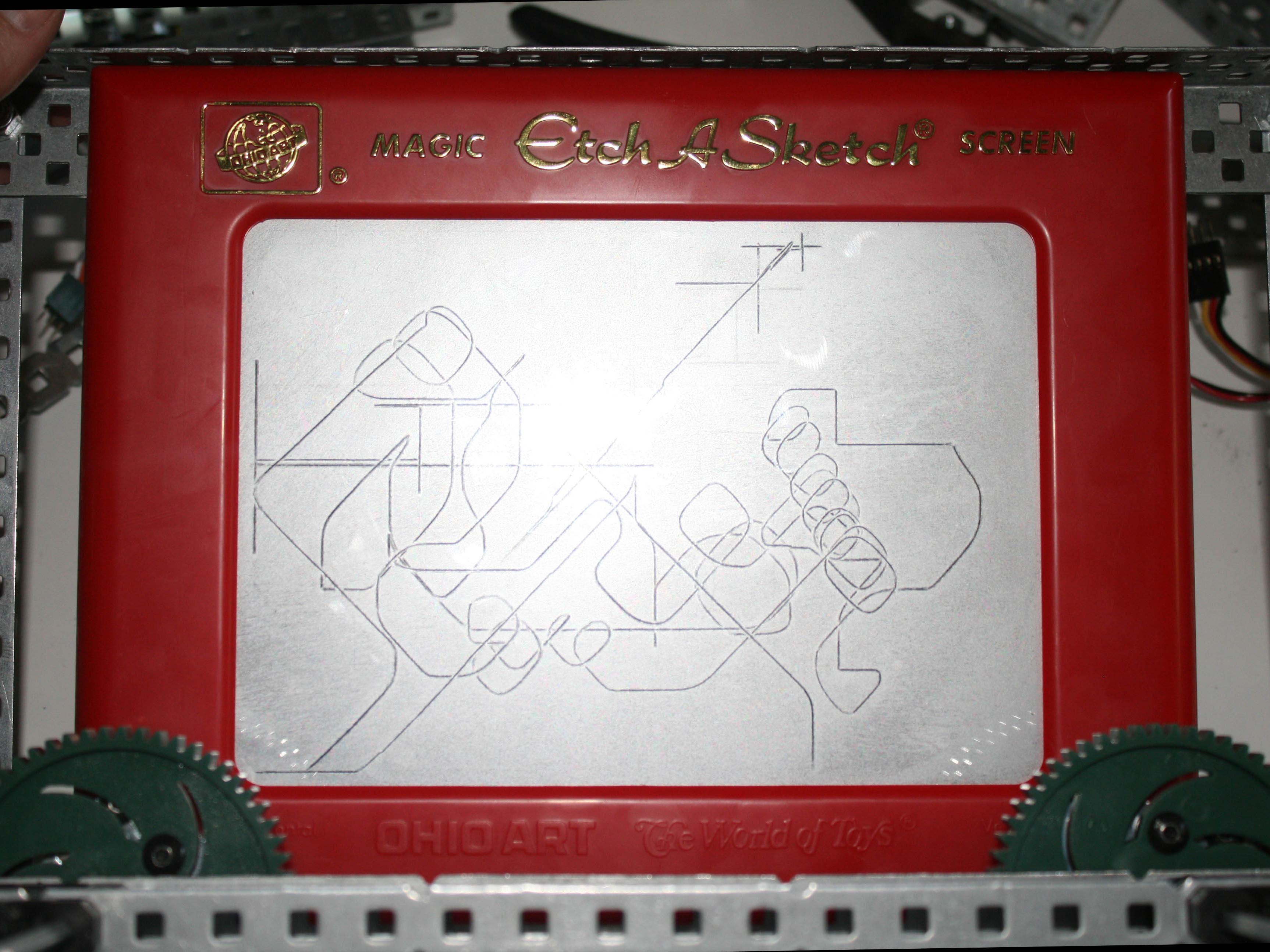 VEX-A-Sketch
