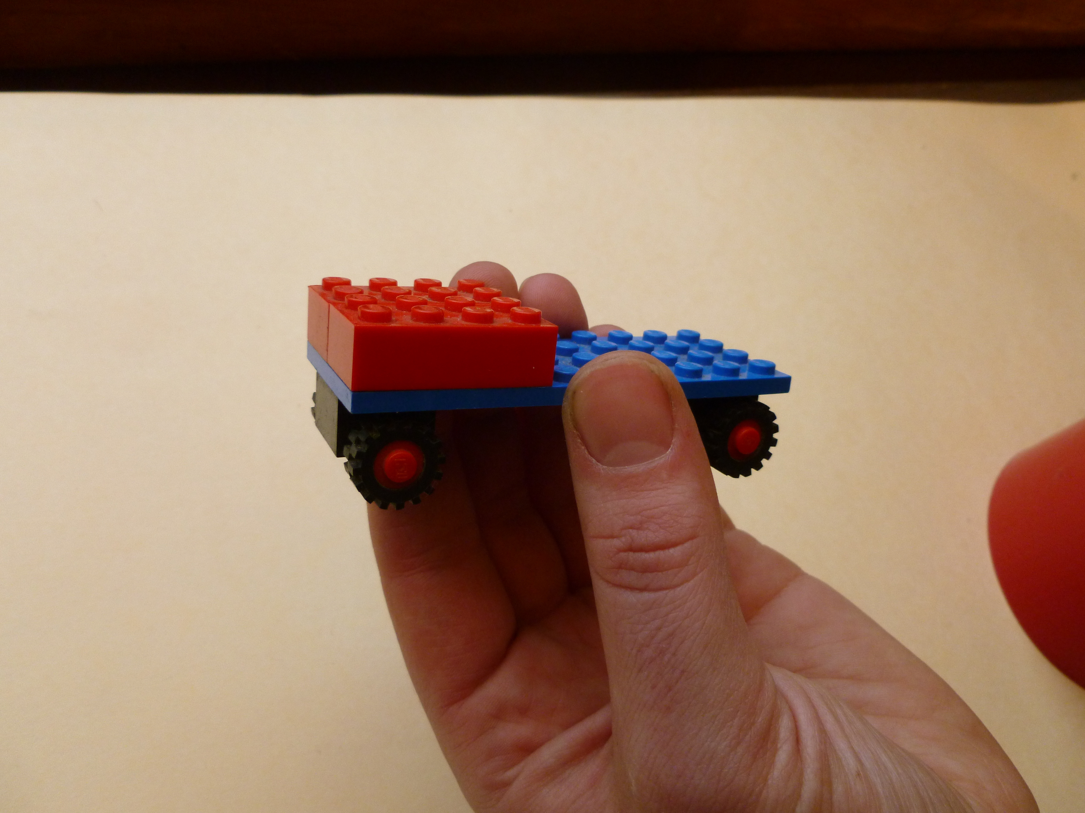 New Project: Rocket-Propelled ToyCar