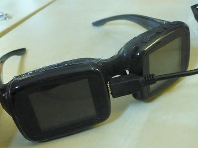 "Lady GaGa ""Video"" Glasses"