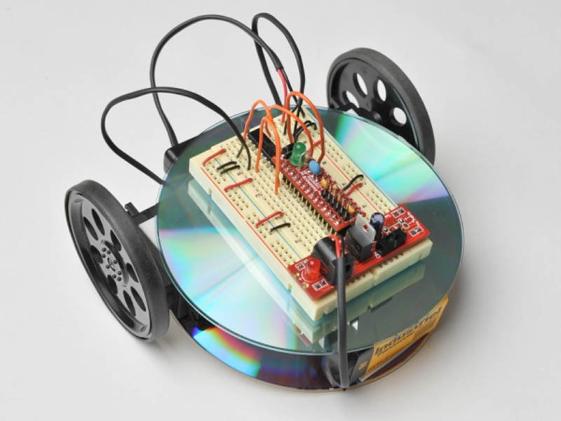 One-Hour CoasterBot
