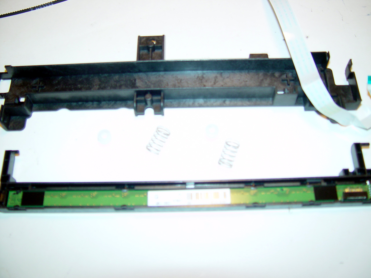 Don't Waste eWaste: UnMaking a Canon Printer/Scanner/Fax intoParts