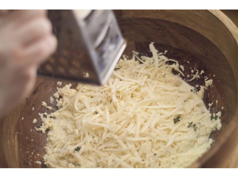 New Project: Savory BreadPudding