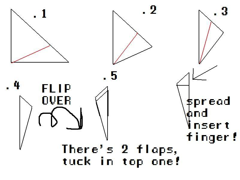 Origami Claws!!!