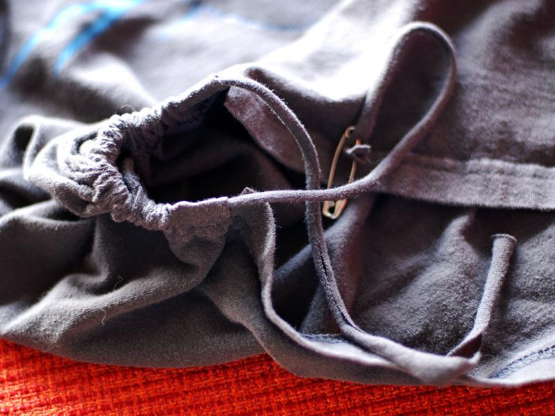 No-Sew T-Shirt Bag
