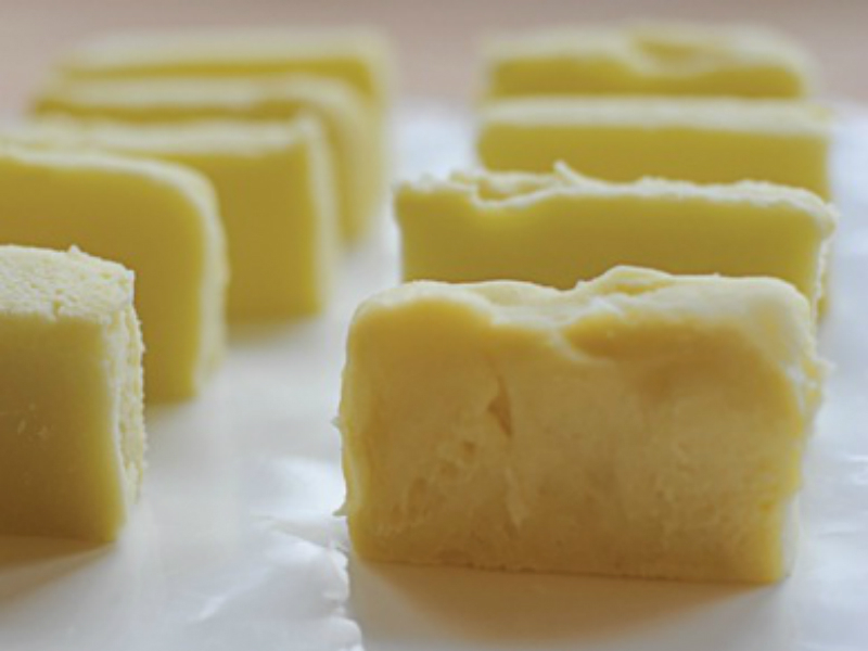 Making Bar Soap