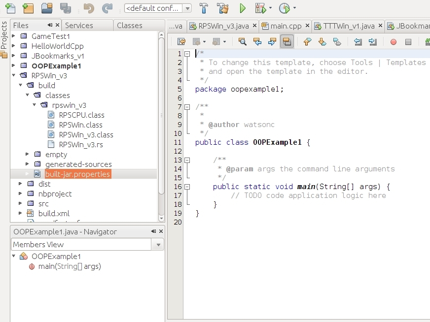 Beginning Object-Oriented Programming: Make a Simple Game WithJava