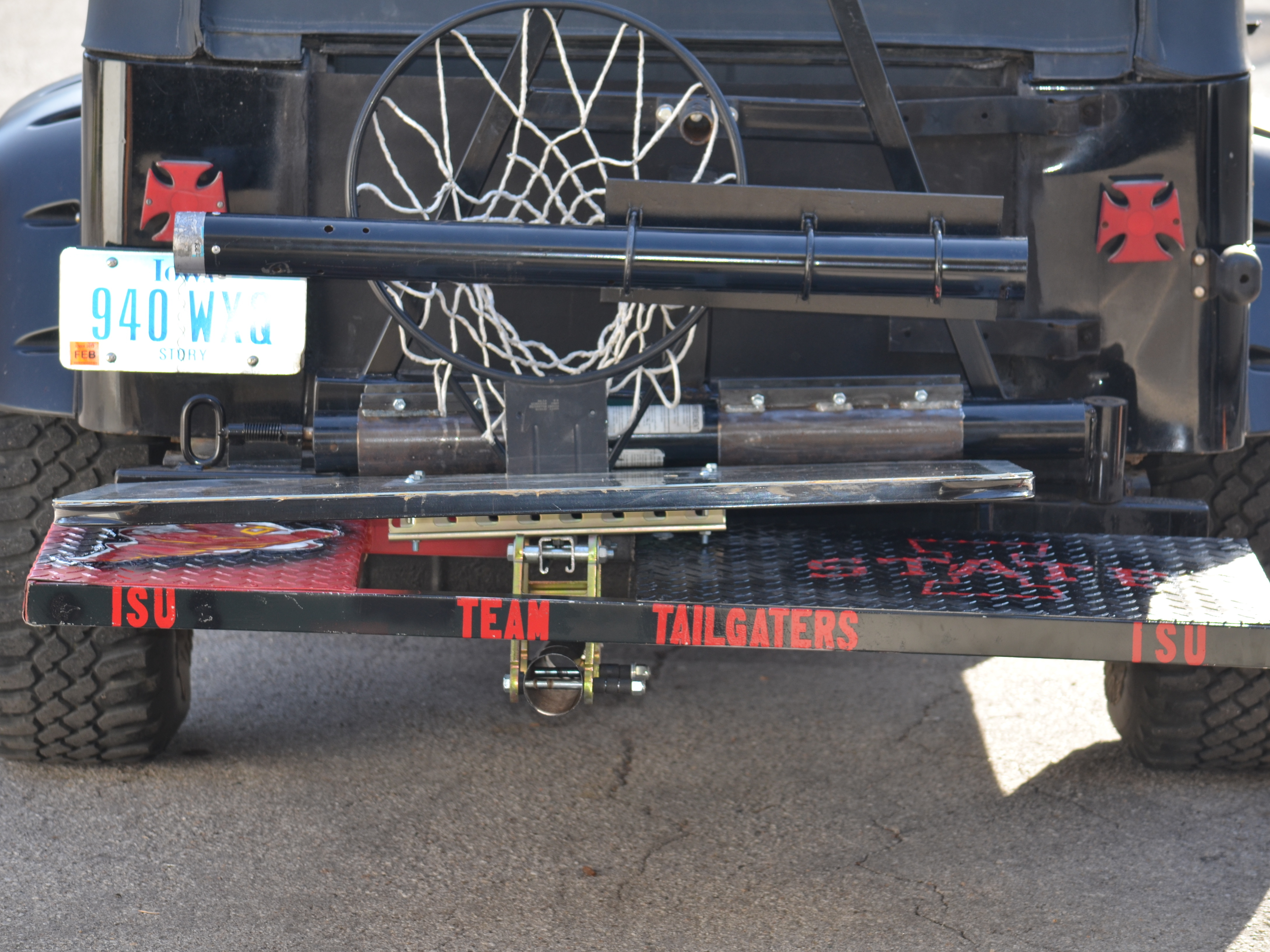 Team Tailgaters – Park'n'Play