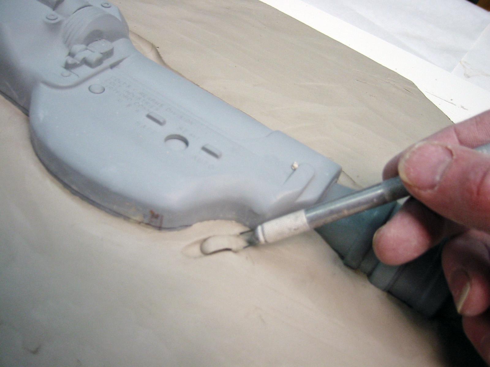 Making a Hard-ShellMold
