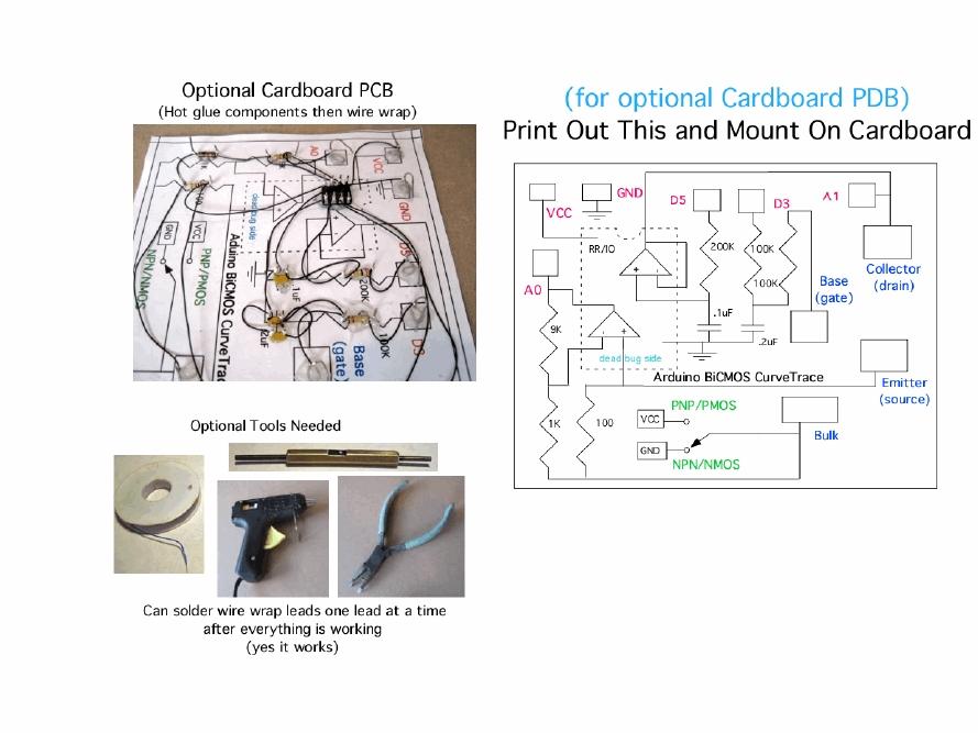 New Project: Arduino BiCMOS CurveTracer