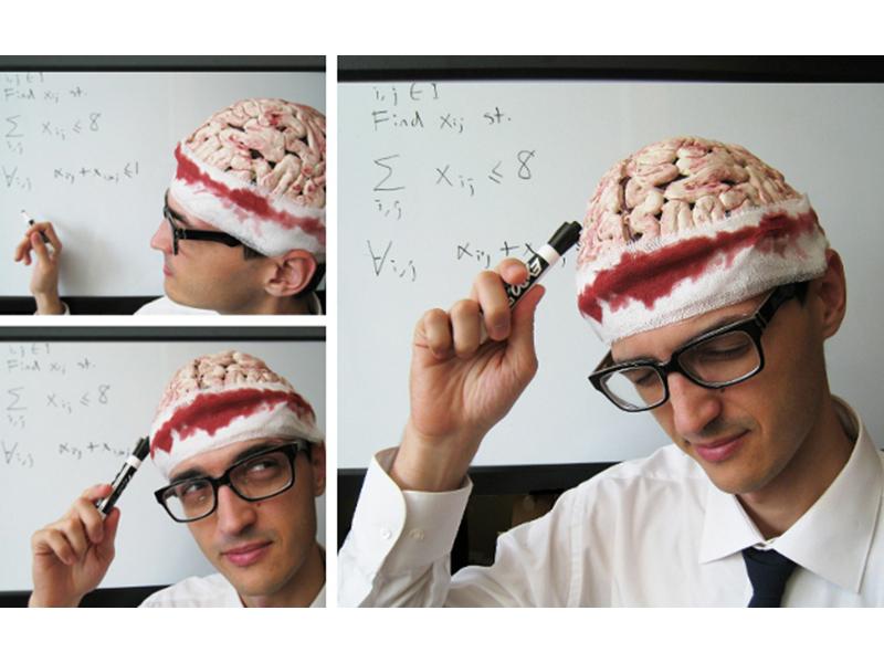Gory Brain Cap