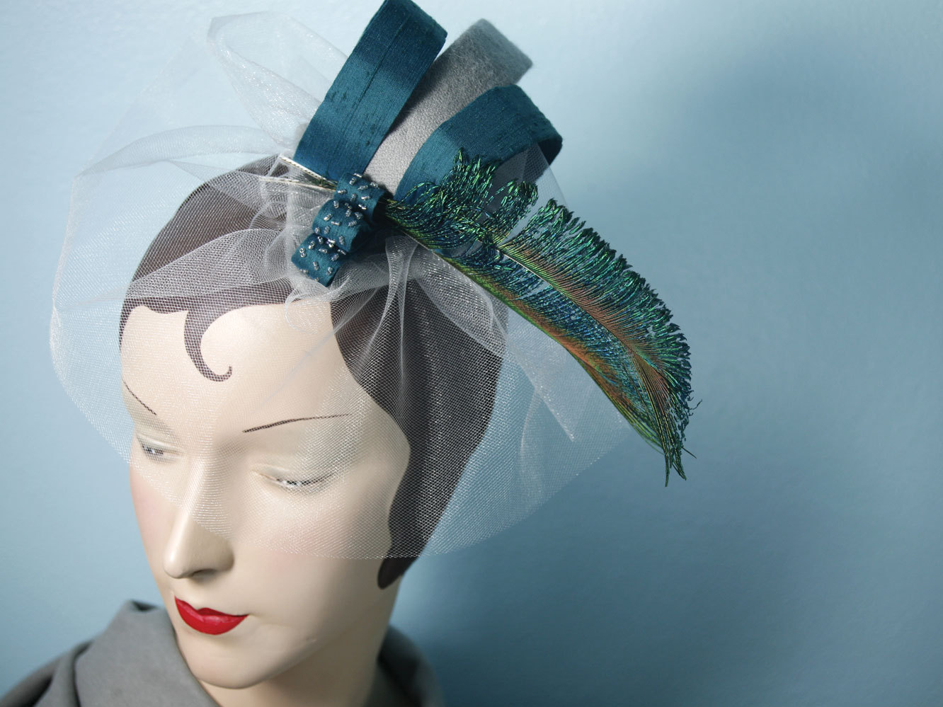 Fancy Cocktail Hat