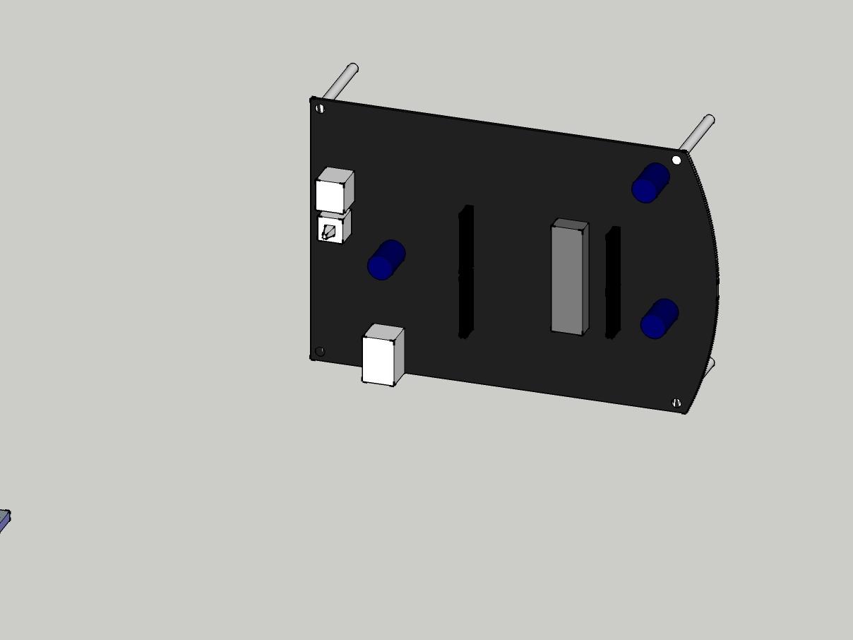 Designing a RobotChassis