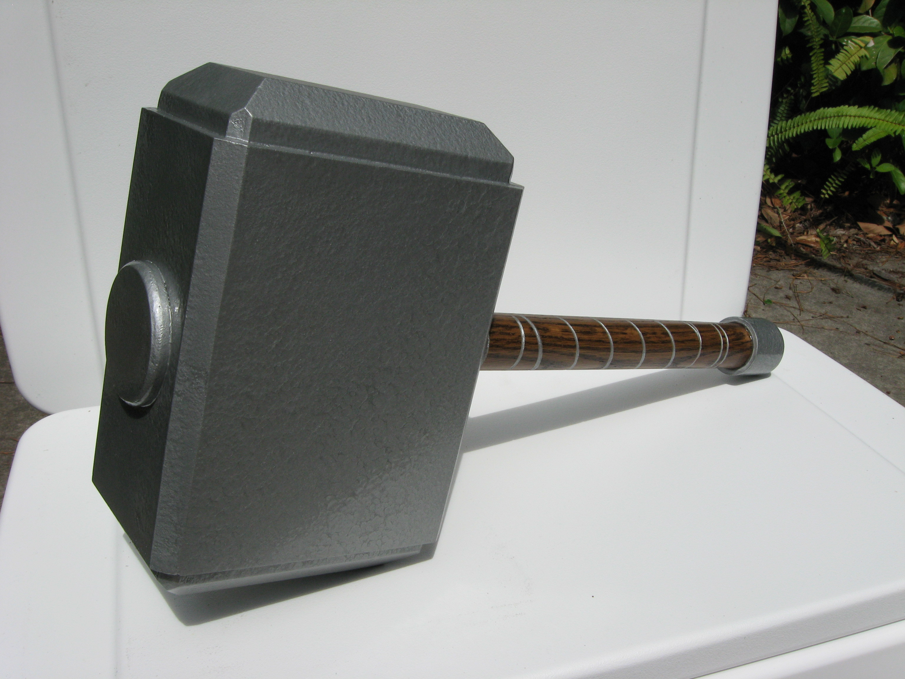 New Project: Thor's Hammer