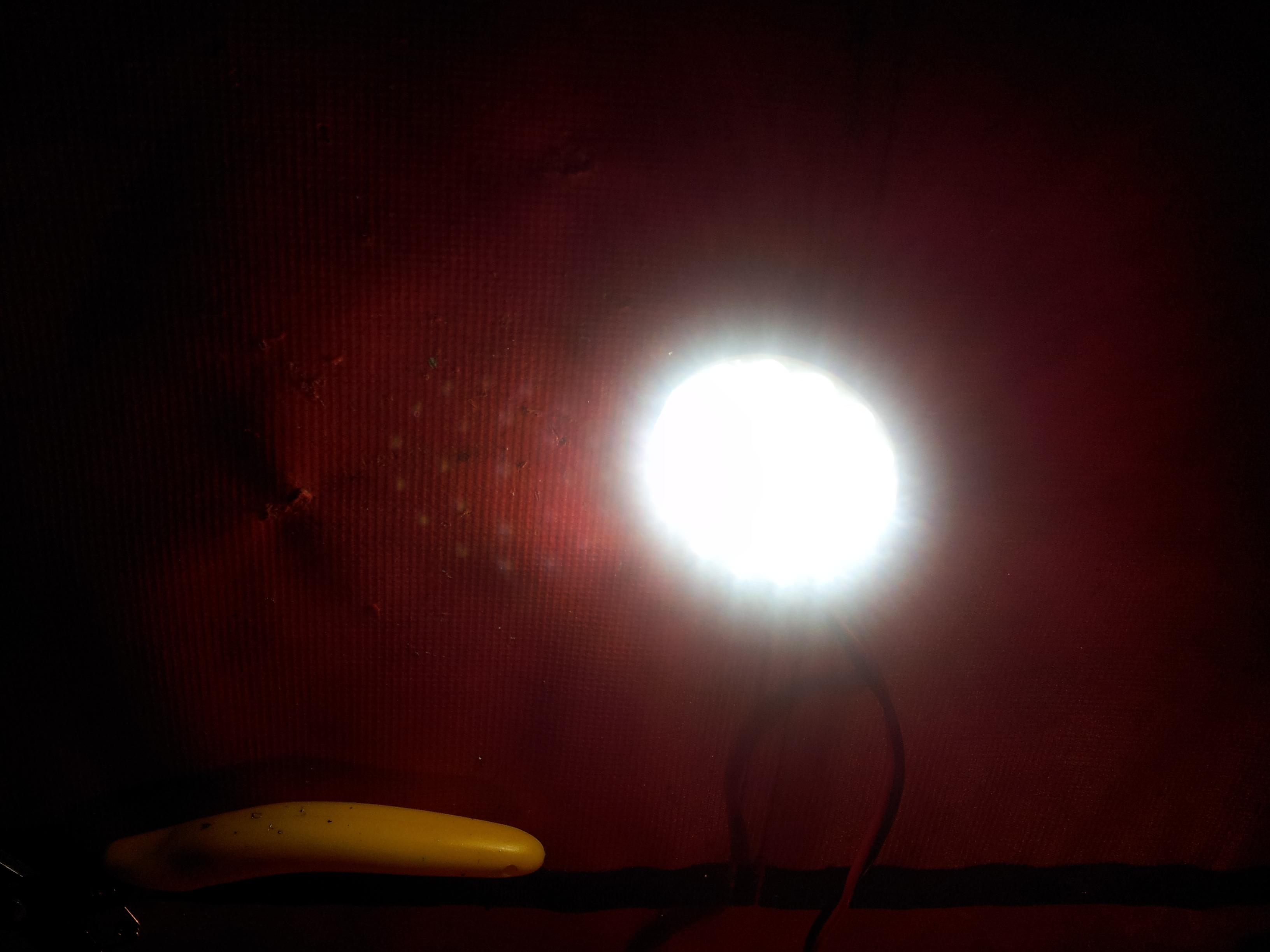 LED Lamp Kit with 24 x 5mmLED's